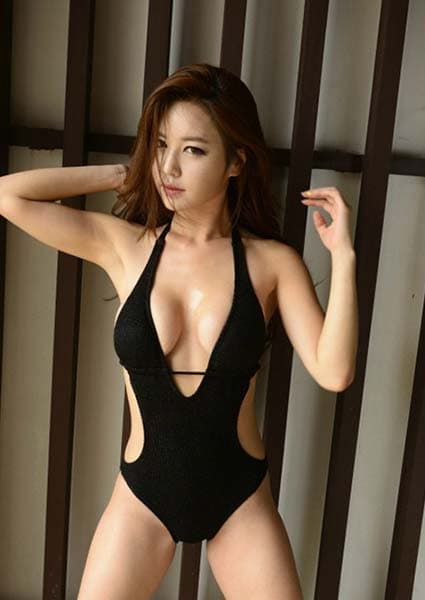 Kang Ye Bin Black