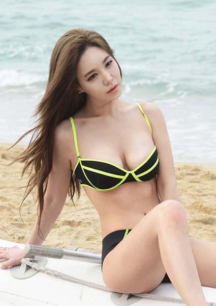 Kang Ye Bin Green