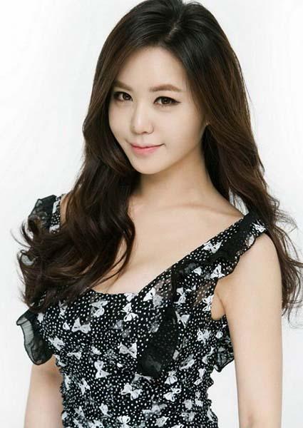 Kang Ye Bin Smile
