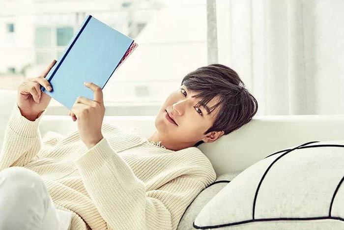 Lee Minho read