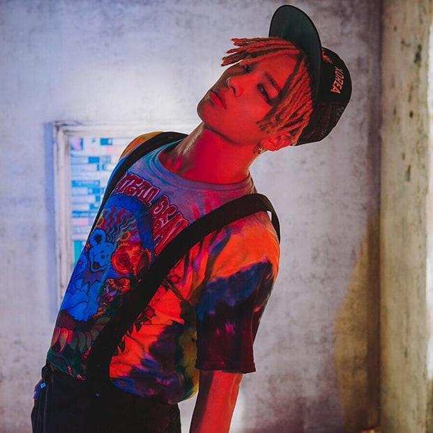 Tae Yang cool