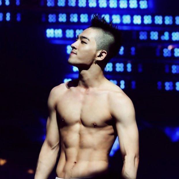 Tae Yang hot