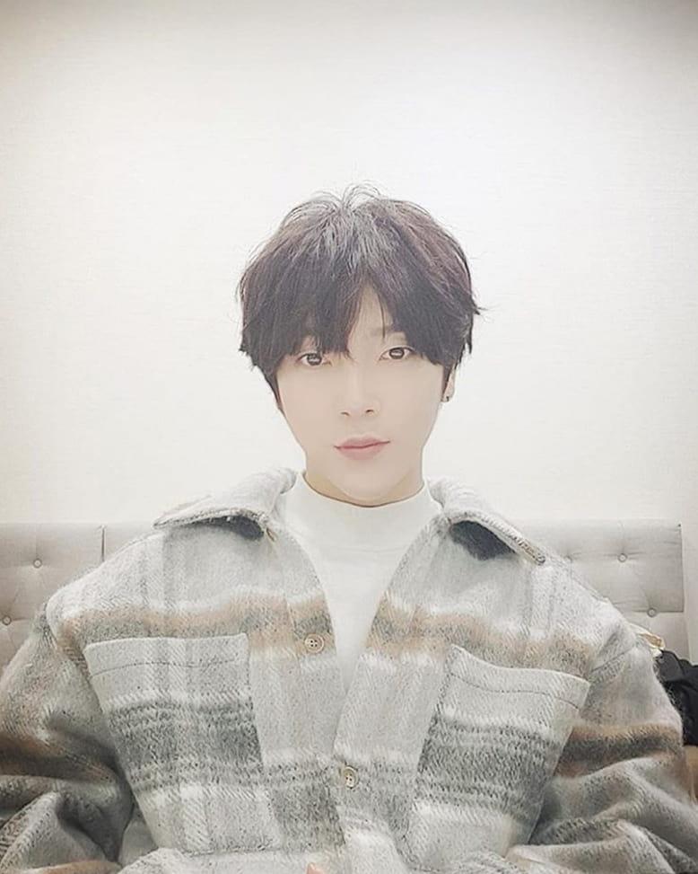 Jung Yoon Hak korea star