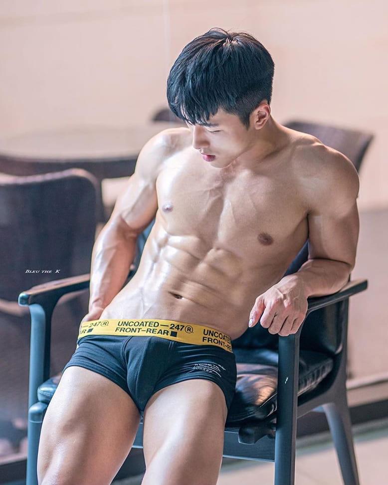 Park Daun muscle