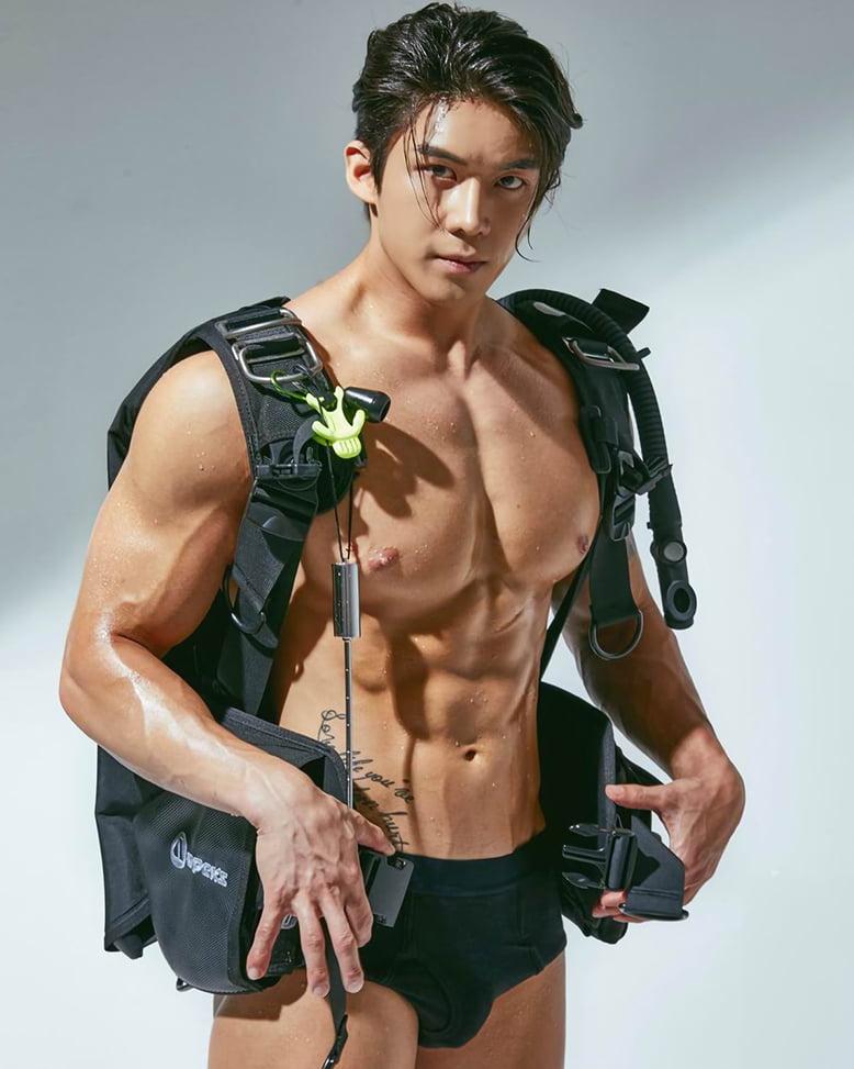 kim gil hwan model