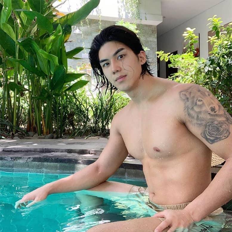 kim gil hwan swim