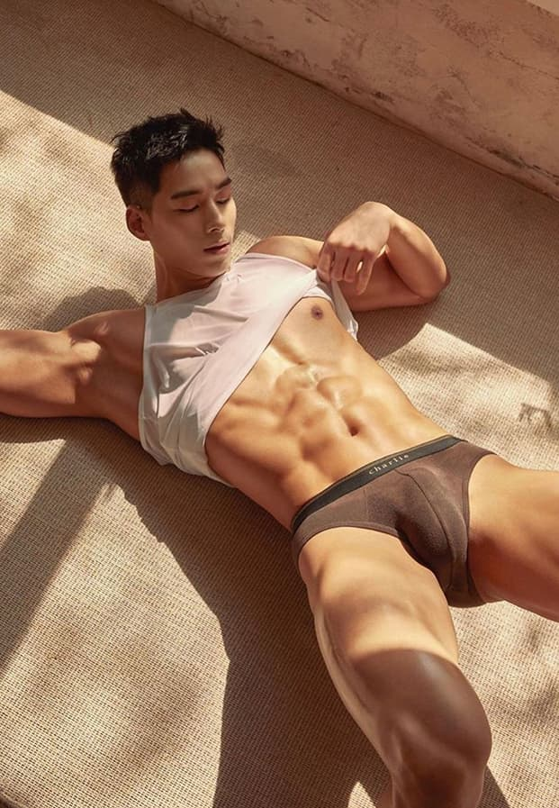 Kang Doo Hyung sexy