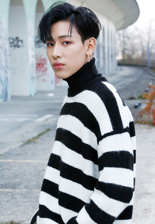 bambam handsome