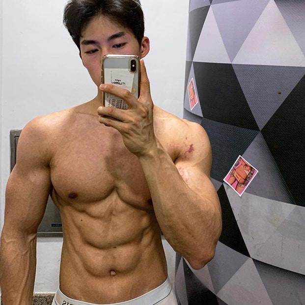 tingkorea selfie