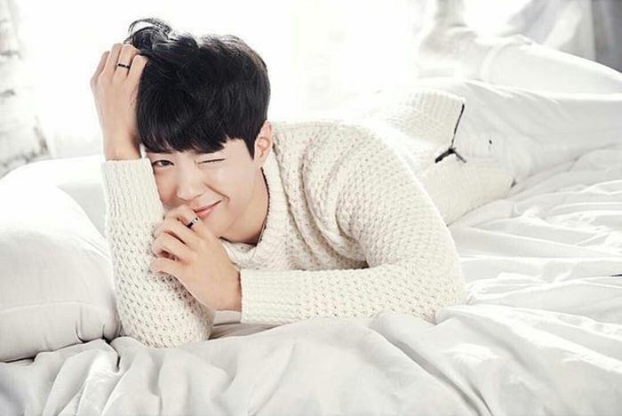 Park Bo Gum bed